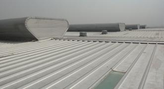 6K105屋顶自然通风器
